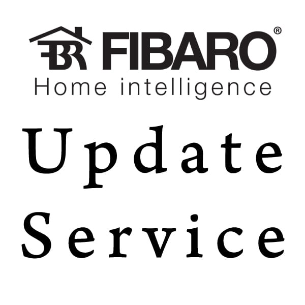 Fibaro Update Service bij Momotica