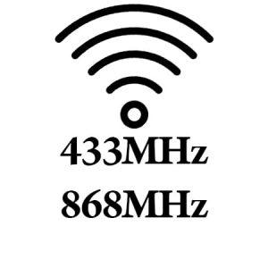 433/868 MHz Shop