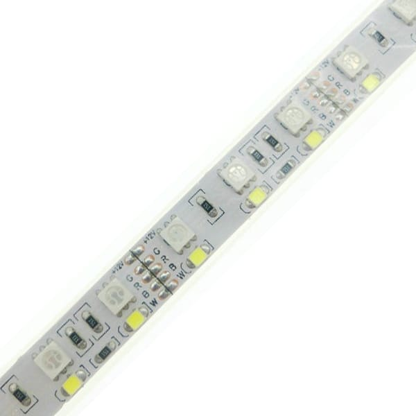 RGBWW LED Strip Dubbele Rij Waterdicht