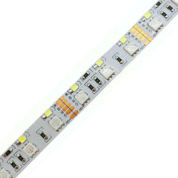 RGBWW LED Strip Dubbele Rij
