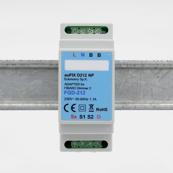 DIN Module voor FGD-212
