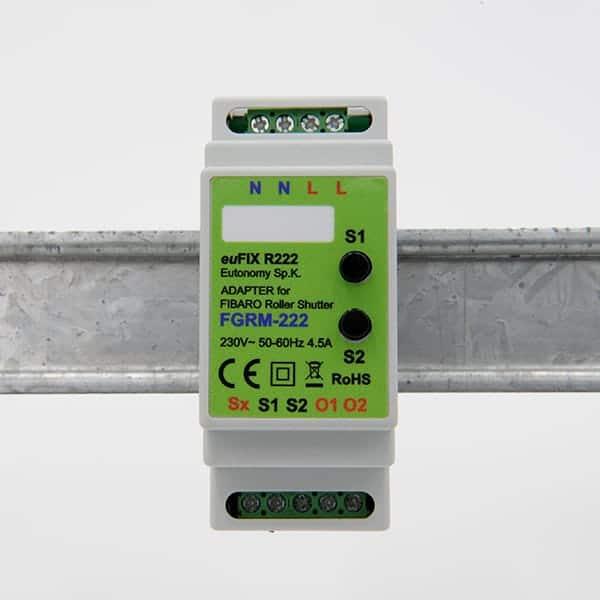 DIN Module voor FGRM-222