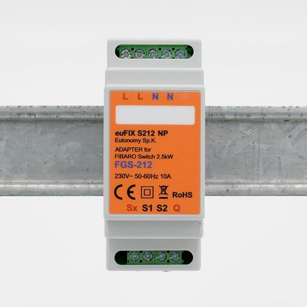 DIN Module voor FGS-212