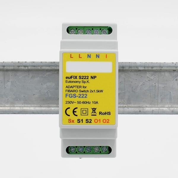 DIN Module voor FGS-222