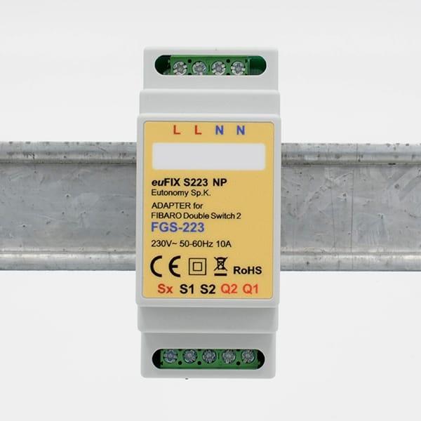 DIN Module voor FGS-223
