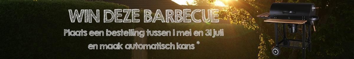 WIN een Barbecue