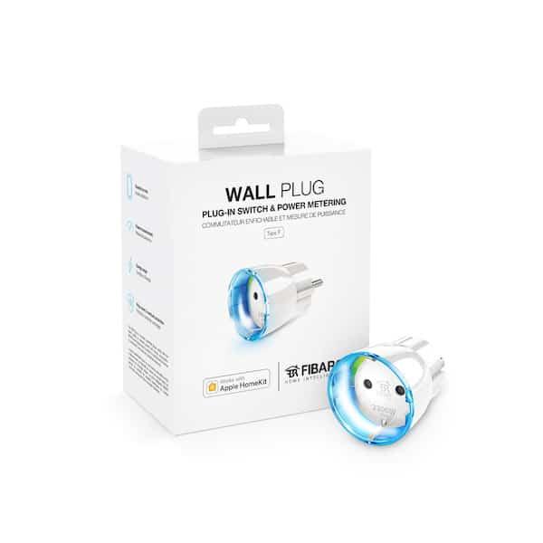 FIBARO Wall Plug Apple HomeKit