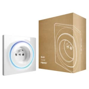FIBARO Walli Outlet E FGWOE-011