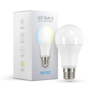 Aeotec LAD Bulb 6 Multi White