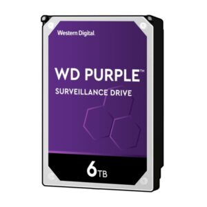 WD Purple6TB
