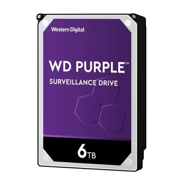 WD Purple6TB